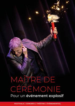 Maître De Cérémonie Magicien Grenoble